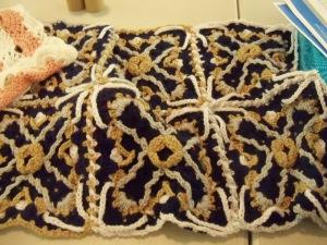 Mystery Crochet Afghan